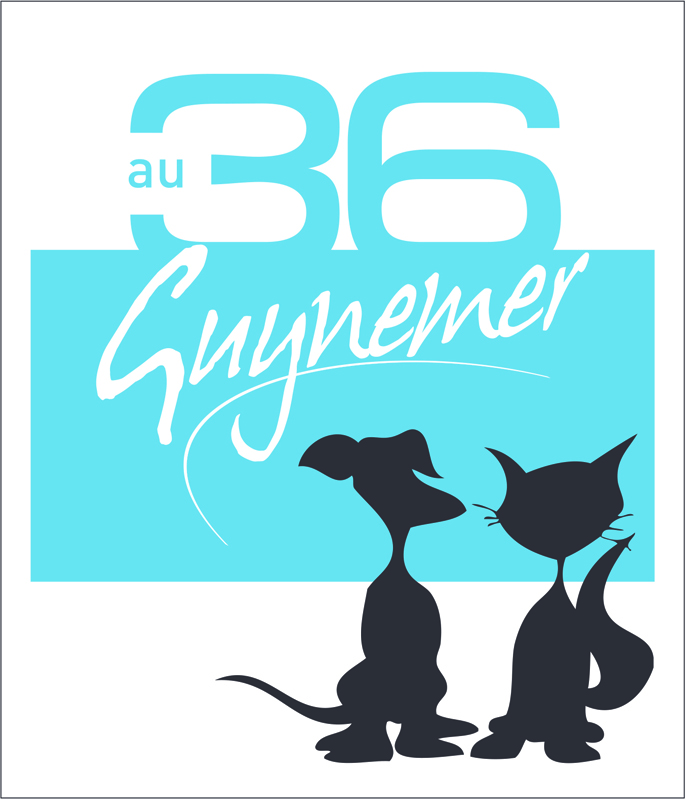 Clinique vétérinaire Au 36 Guynemer Logo